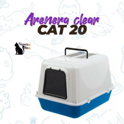 Arenera Clear Cat 20