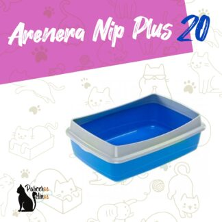 Arenera Nip Plus 20 parceros felinos