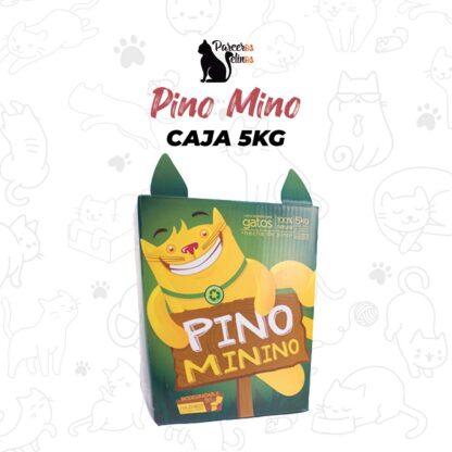 Pino Minino Caja 5Kg