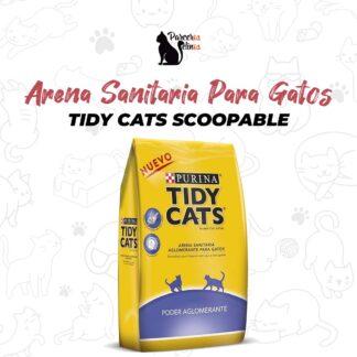 Arena Sanitaria Para Gatos tidy cats scoopable