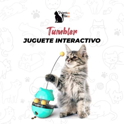 Tumbler juguete interactivo