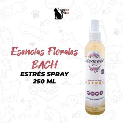 felnos-Esencias Florales BACH Estrés spray 250 ml