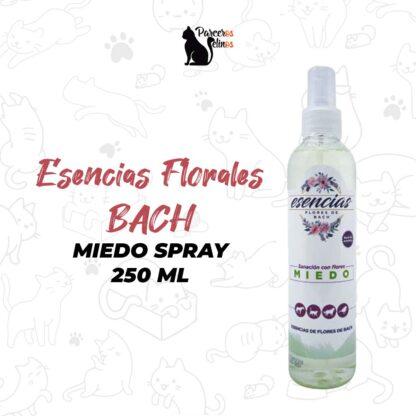 felnos-Esencias Florales BACH Miedo spray 250 ml