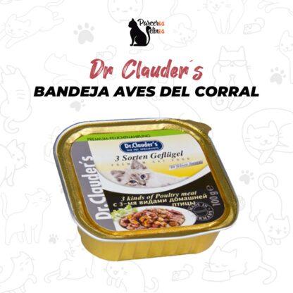 Dr Clauder´s bandeja Aves del corral