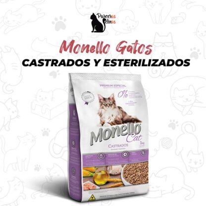 Monello Gatos Castrados y Esterilizados