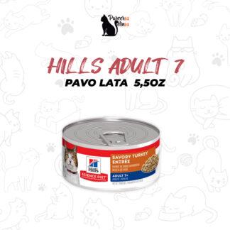 HILLS ADULT 7+ PAVO LATA 5,5OZ